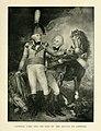 General Lake and his son at the battle of Laswari.jpg