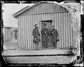 General Ulysses S. Grant and Portion of Staff, General John A. Rawlins. (3996063096).jpg