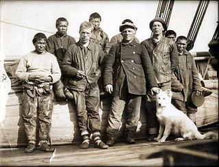 Russian-Norwegian polar explorer