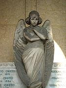 Genova-Cimitero di Staglieno-Angelo di Monteverde-DSCF9025.JPG