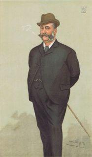 George Carlyon Hughes Armstrong British newspaper proprietor