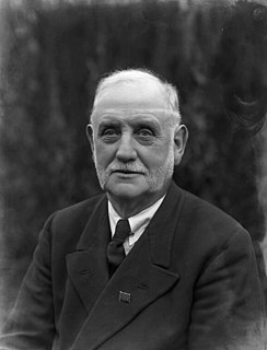 George Lansbury British politician and social reformer