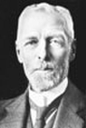 George Allen (public servant) - Image: George Thomas Allen