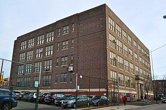 George W. Nebinger School - Image: George W Nebinger Public School Philadelphia (DSC 2115)