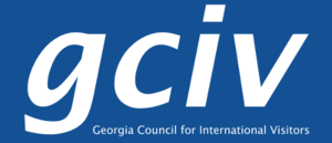 Georgia Council for International Visitors - Image: Georgia Council for International Visitors (logo)