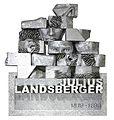 Gerhard Roese, Gedenktafel Julius Landsberger, 2013, Liberale Synagoge, Darmstadt.jpg
