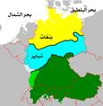 German dialectal map-ar.png