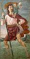 Ghirlandaio, san cristoforo, forse da san miniato fra le torri.JPG