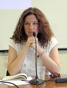 Gia Milinovich at Open Tech July 2005.jpg