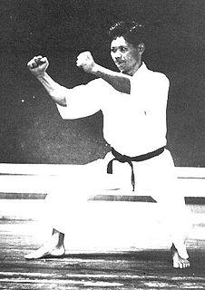 Gigō Funakoshi Japanese karateka