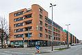 Gilde-Karee apartment complex Blumenauer Strasse Linden-Mitte Hannover Germany.jpg