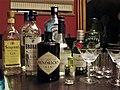 Gin bottles, 2007.jpg