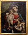 Giovanni battista castello (il bergamasco) o luca cambiaso, madonna col bamboino e la maddalena.JPG