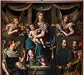 Giovanni maria butteri, sacra conversazione, 1597, 02.jpg