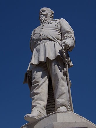 Giulio Monteverde - Monument to Victor Emmanuel II – Rovigo