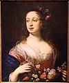 Giusto sustermans, ritratto di isabella d'este (già creduta vittoria della rovere) come flora, 1650-60 ca. 02.jpg
