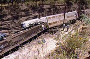 Glenbrook rail accident - Image: Glenbrooke