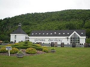 Glenora Distillers - The Glenora Distillery