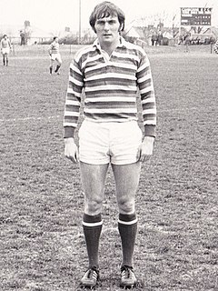 Glyn Turner Welsh rugby union and rugby league footballer