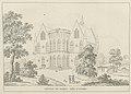 Goetghebuer - 1827 - Choix des monuments - 080 Chateau Bazele.jpg