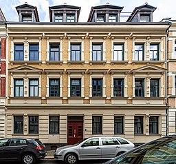 Goetzstraße in Leipzig