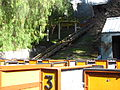 Goldrusher at Six Flags Magic Mountain (13208379105).jpg