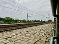 Gollaprolu railway station board.jpg