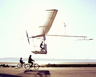 MacCready <i>Gossamer Albatross</i>