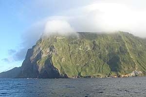 Gough and Inaccessible Islands - Image: Gough and Inaccessible Islands 113079