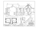 Governor Robert W. Furnas House, Sixth Street, Brownville, Nemaha County, NE HABS NEB,64-BROVI,2- (sheet 3 of 3).png