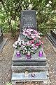 Grób Tadeusza Sygietyńskiego i Miry Zimińskiej-Sygietyńskiej na Cmentarzu Wojskowym na Powązkach.jpg