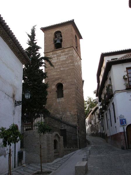 File:Granada san jose torre alminar califal.jpg