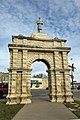 Grand Army of the Republic Memorial Arch back.jpg