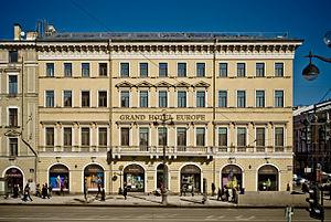 Grand Hotel Europe - Belmond Grand Hotel Europe.