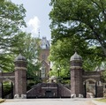 Grand entrance to Bethany College in Bethany, West Virginia LCCN2015632061.tif
