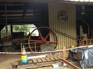 Grandchester, Queensland - Grandchester Sawmills, 2015
