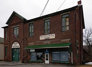 Walton Grange No. 1454 United States historic place