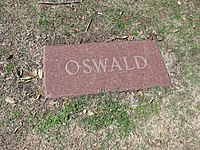 Grave of Lee Harvey Oswald.jpg