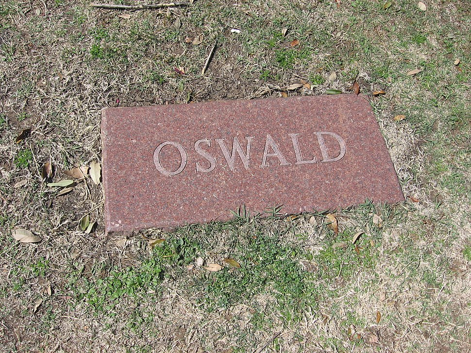 Grave of Lee Harvey Oswald