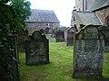 Graveyard, St Mungo's Church, Dearham - geograph.org.uk - 526836.jpg