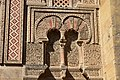 Great Mosque of Cordoba, exterior detail, 8th - 10th centuries (41) (29186930233).jpg