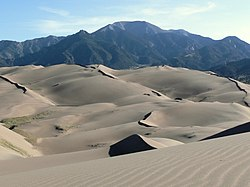 Great Sand Dunes National Park -