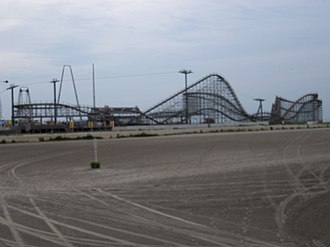 The Great White (Morey's Piers) - Image: Great White
