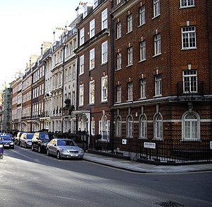 Green Street, Mayfair - Green Street, 2009