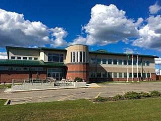 Municipal District of Greenview No. 16 Municipal district in Alberta, Canada
