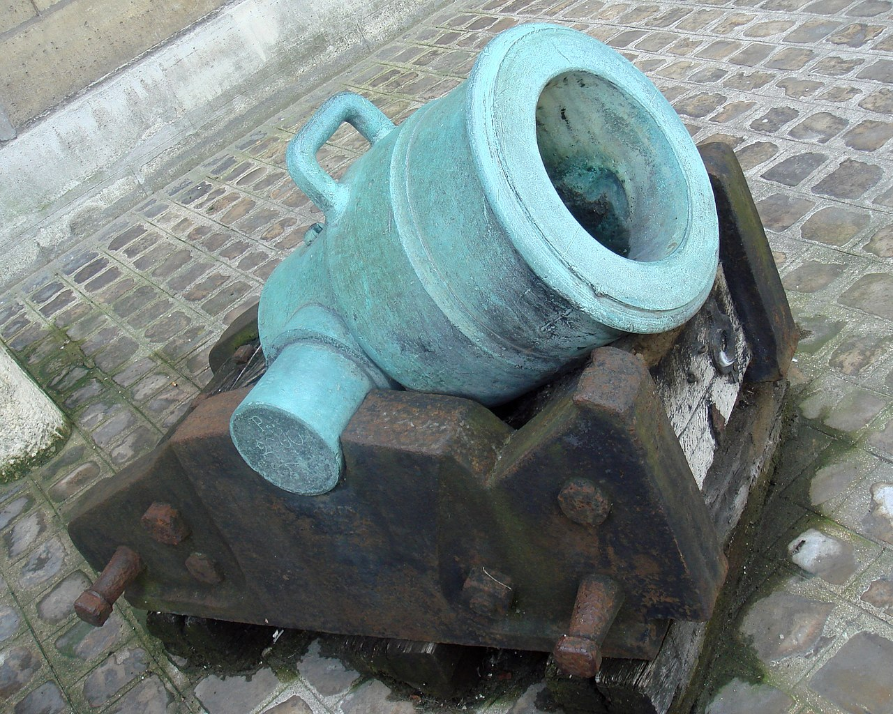 Mortar In Field : In th century europe how was artillery deployed