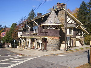 Wappingers Falls Historic District - Grinnell Library