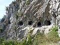 Grottes de Mandrin - Grenoble.JPG