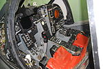 Grumman A-6A Intruder simulator cockpit, from port side (6091772216).jpg