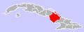 Guáimaro, Cuba Location.png